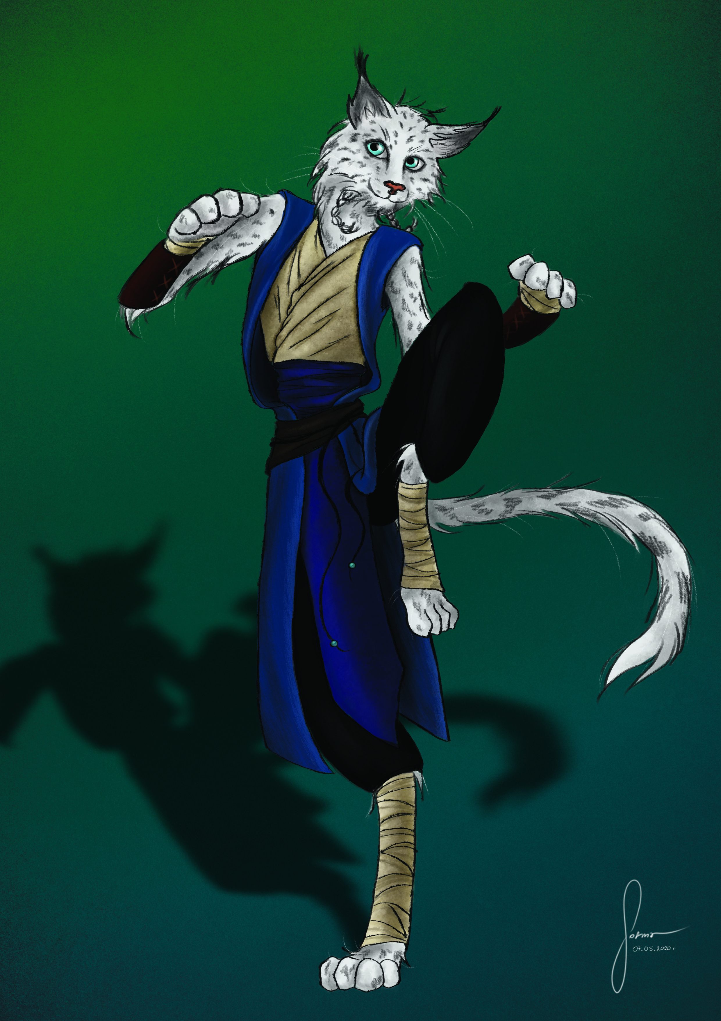 Sky Tabaxi Monk Dnd Em 2020 Design De Personagens Personagens Greetings my friends, here's this week's character: pinterest