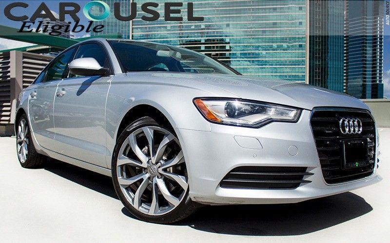 2013 Audi A6 Quattro Premium plus 20kmi 29995 http//www