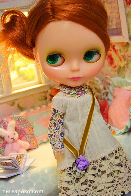 Coco (Redhead kenner Blythe) | Flickr - Photo Sharing!