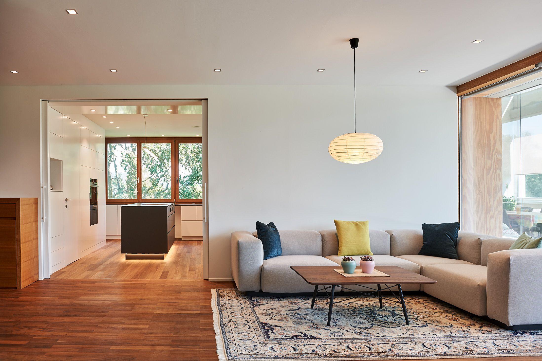 Modernisierung Wohnbereich Mit Offener Küche // Planung Und Ausführung  Armellini Design // Wohnzimmer