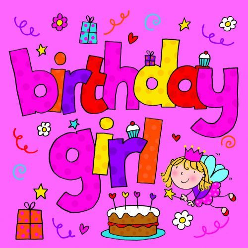 Birthday girl kids birthday cards kids cards and birthdays birthday ideas for toddler girls kids cards kids birthday cards bookmarktalkfo Image collections