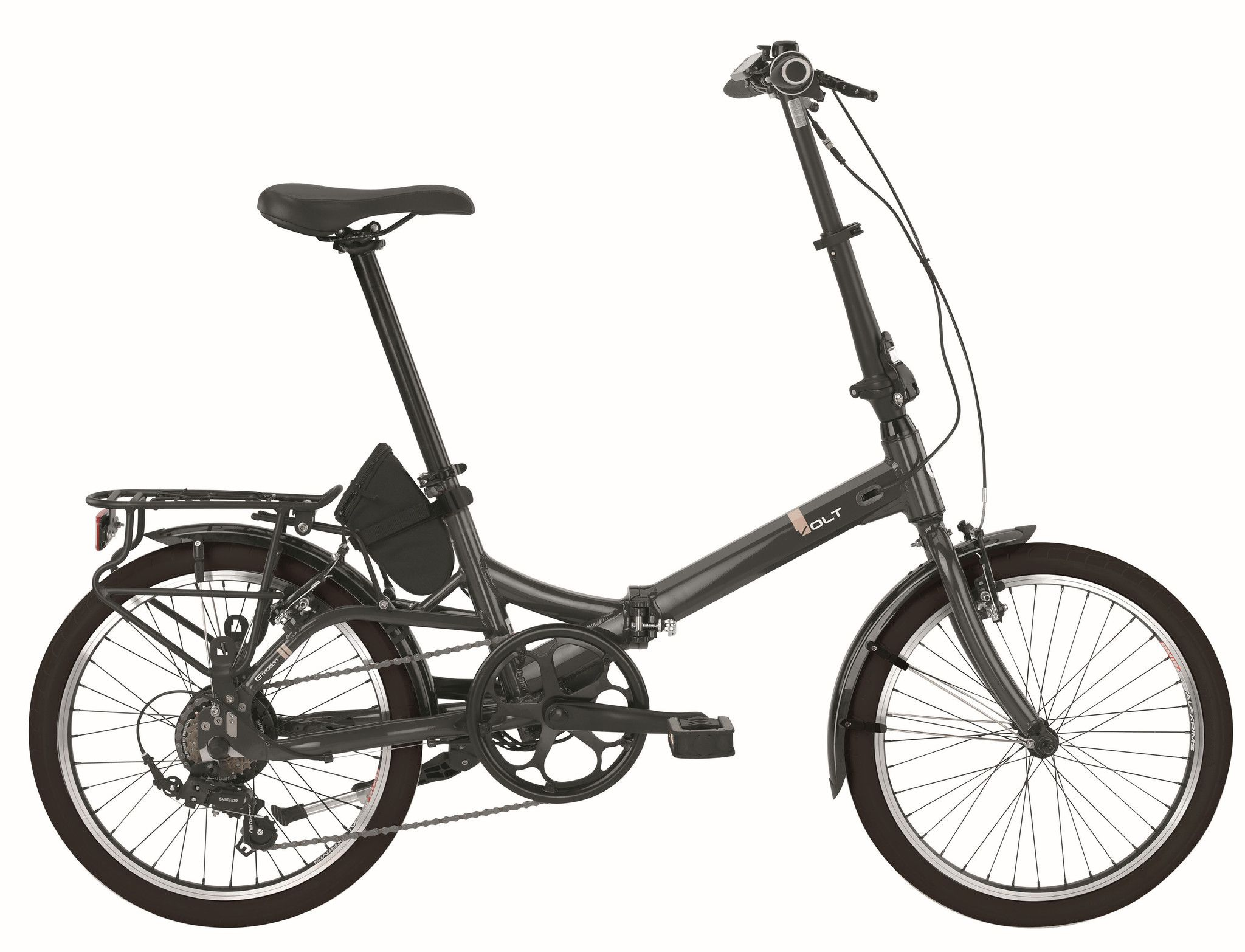 Easy Go Volt 250w Electric Folding Bicycle By Bh Easy