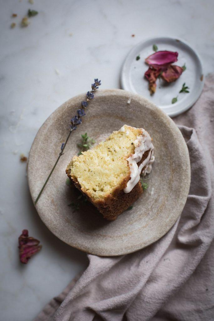 Using olive oil in cake recipe