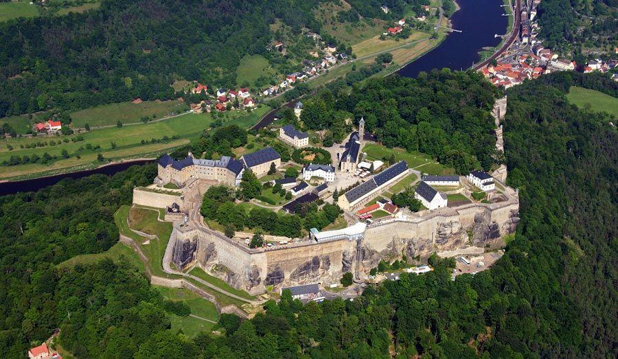 Dresden Sehenswurdigkeiten Top 16 Highlights Geheimtipps In 2020 Festung Konigstein Deutschland Burgen Festung