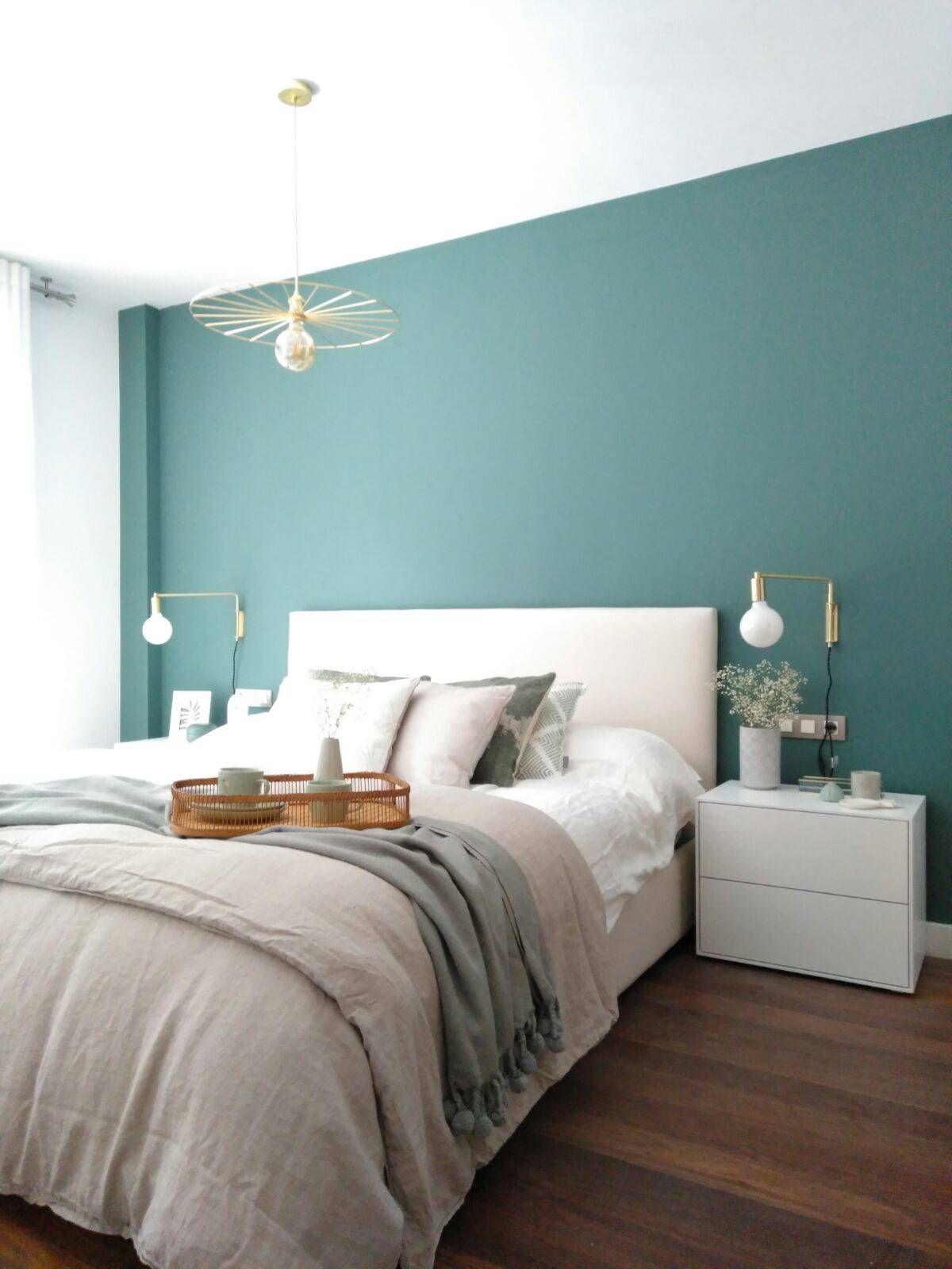 Amor a primera vista en 2019 casas de famosos for Alfombra azul turquesa del dormitorio