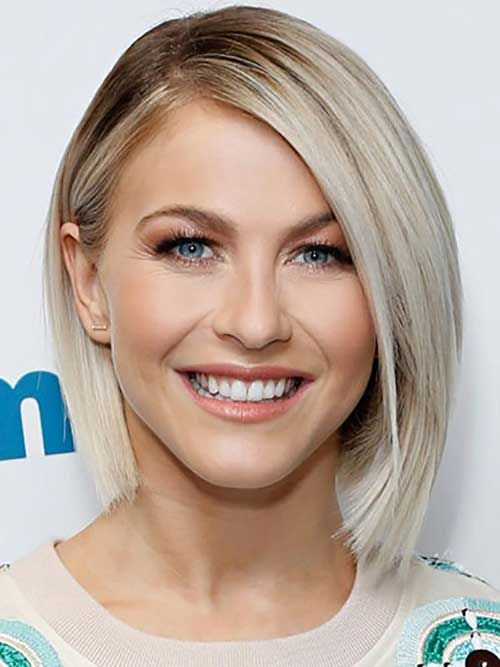 Bob Cuts For Round Faces In 2018 Blondes Pinterest Hair
