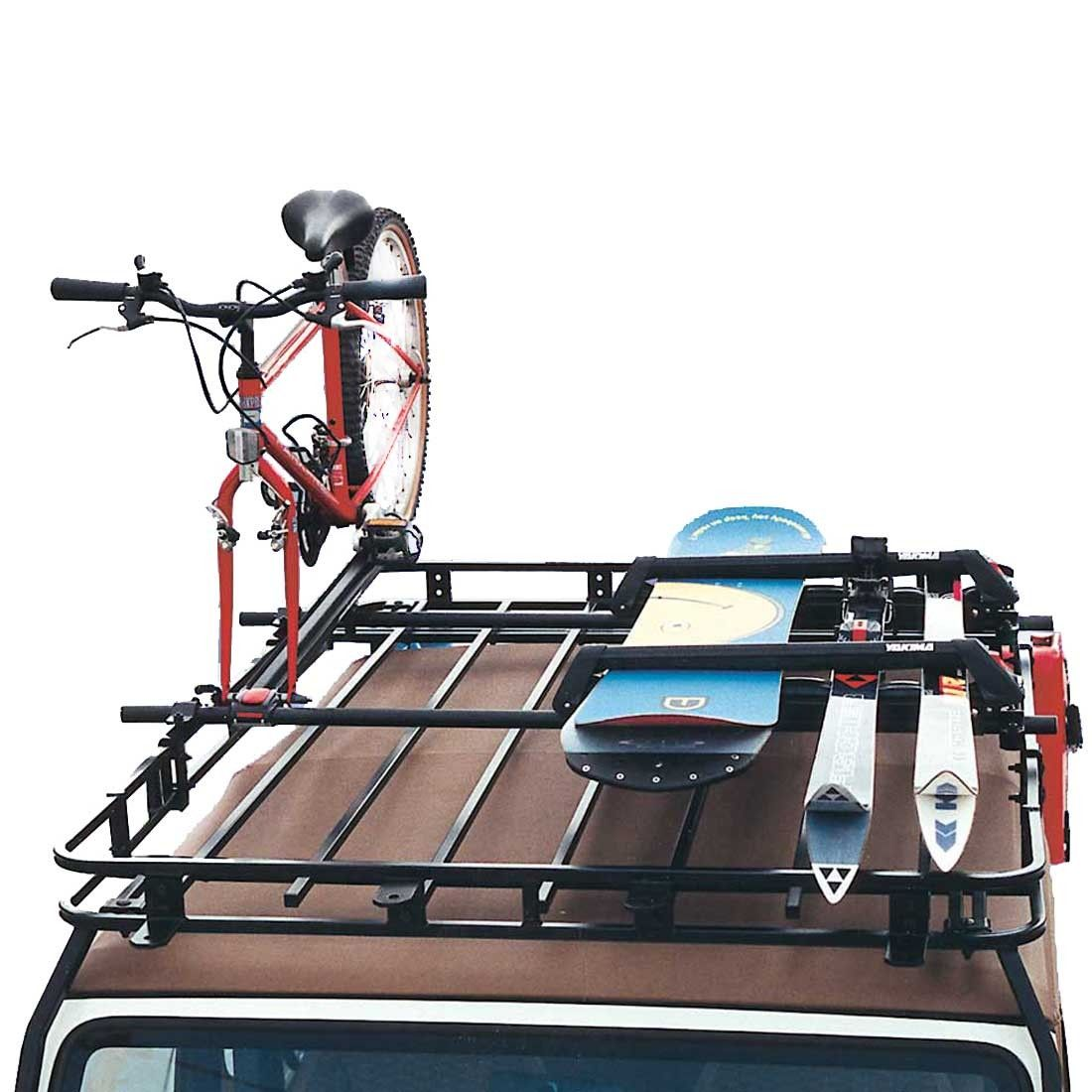 Yakima Thule Crossbar Adapters 4 Roof Rack Yakima Racks Truck Roof Rack