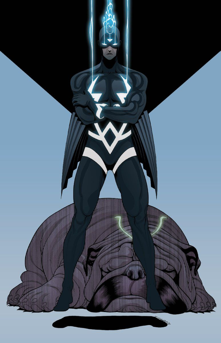 Black Bolt & Lockjaw by Tradd Moore and Dee Cunniffe   Marvel ...