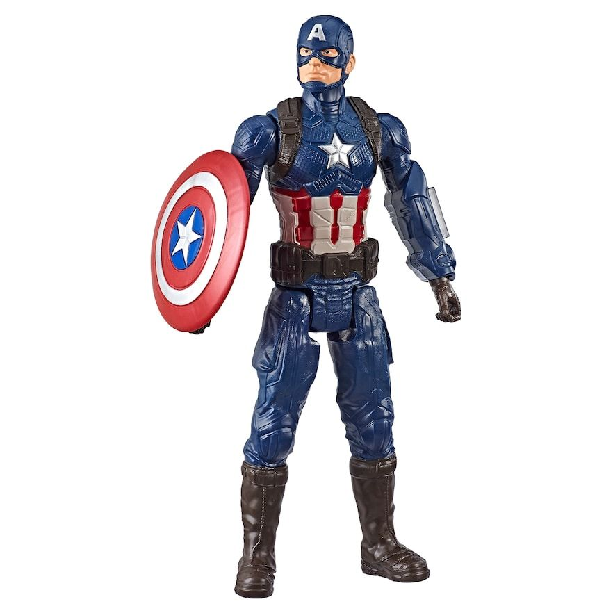 Figma 226 Marvel/'s The Avengers Captain America Figma Anime Action Figure Toy.