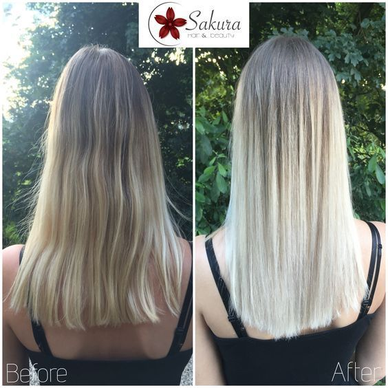 The Best New Solution To Fixing Your Faded Blonde Highlights At Home Hair Styles Blonde Hair Inspiration Womens Hairstyles