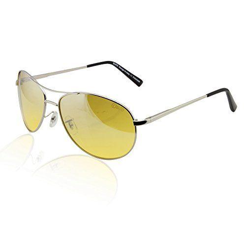 97df3916ade Duco Men s Night-vision Glasses Driving Glasses Polarized Anti-glare 3025Y  Duco http