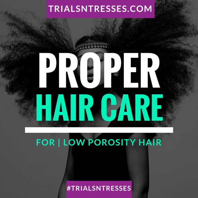 Proper Hair Care Routine For Low Porosity Hair (With