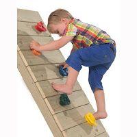 disea espacios de juegos en tu casa para tus hijos muros de escalar columpios
