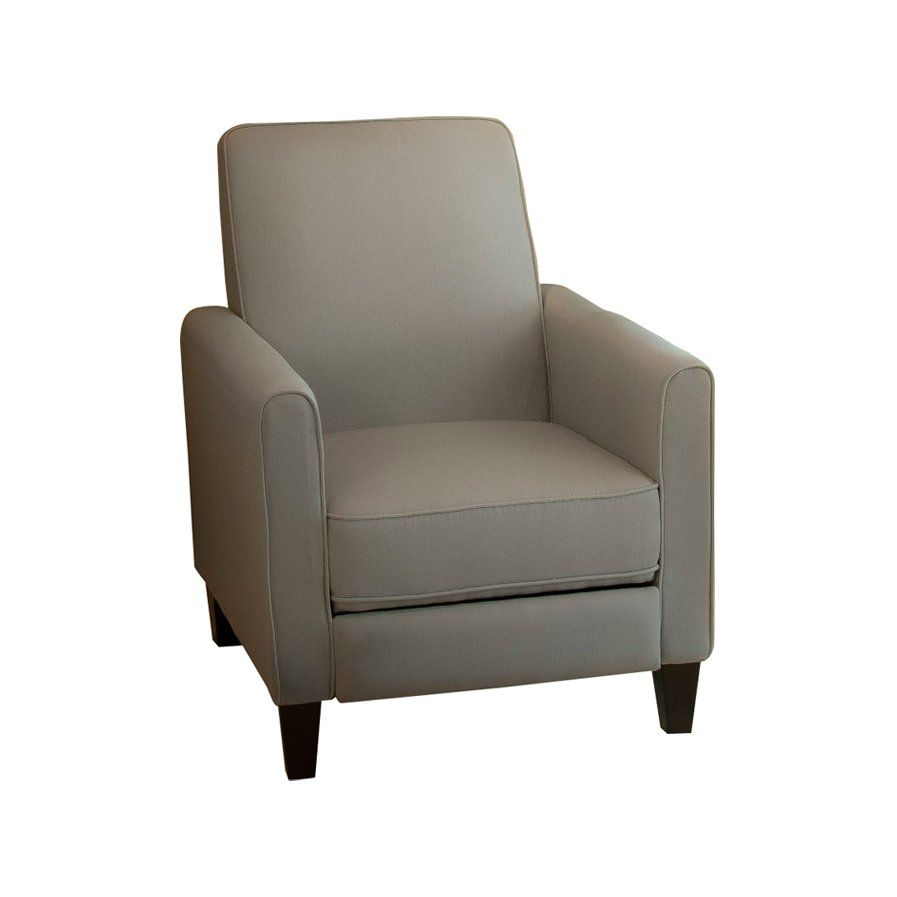 Small Club Chair Cabrales Recliner Club Chair 199 99 Small Scale Furniture