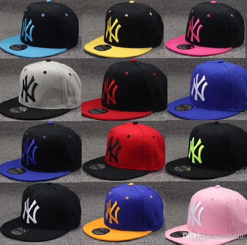 17ee199b8de New NY Baseball Caps Snapbacks Hats Adjustable Cap Popular Hiphop Hat Men Women  Ball Caps Christmas Gifts Snapback Sport cap 24 colors 1391
