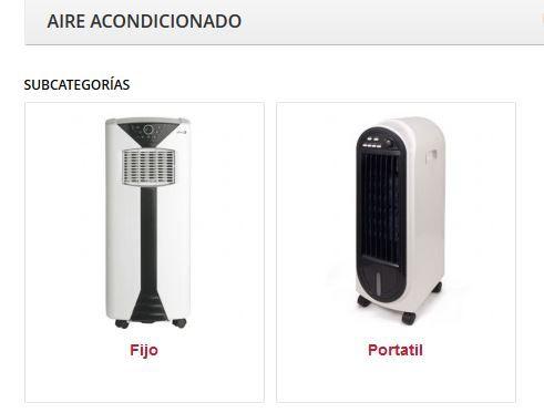 http://www.masferreteria.com/500006-aire-acondicionado Escoge tu Aire acondicionado portatil online!