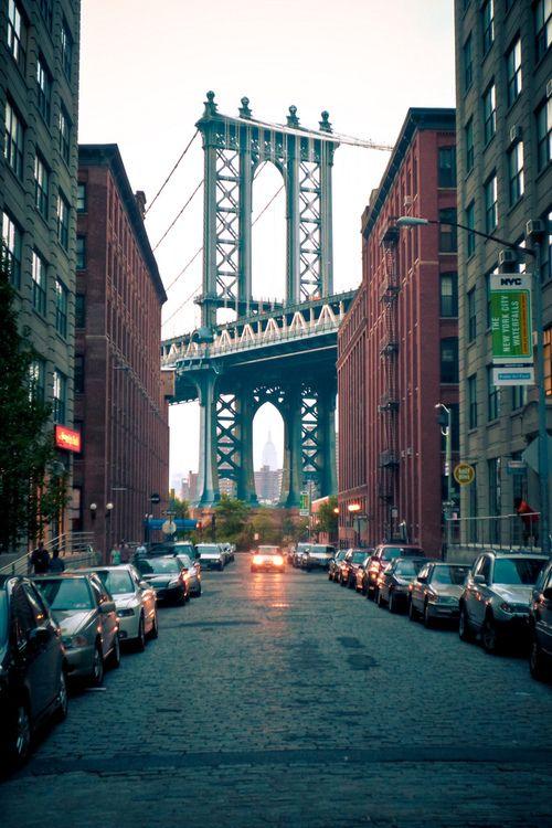 880f8262 Williamsburg Bridge, Brooklyn, NYC, New York | I Love NY | Manhattan ...