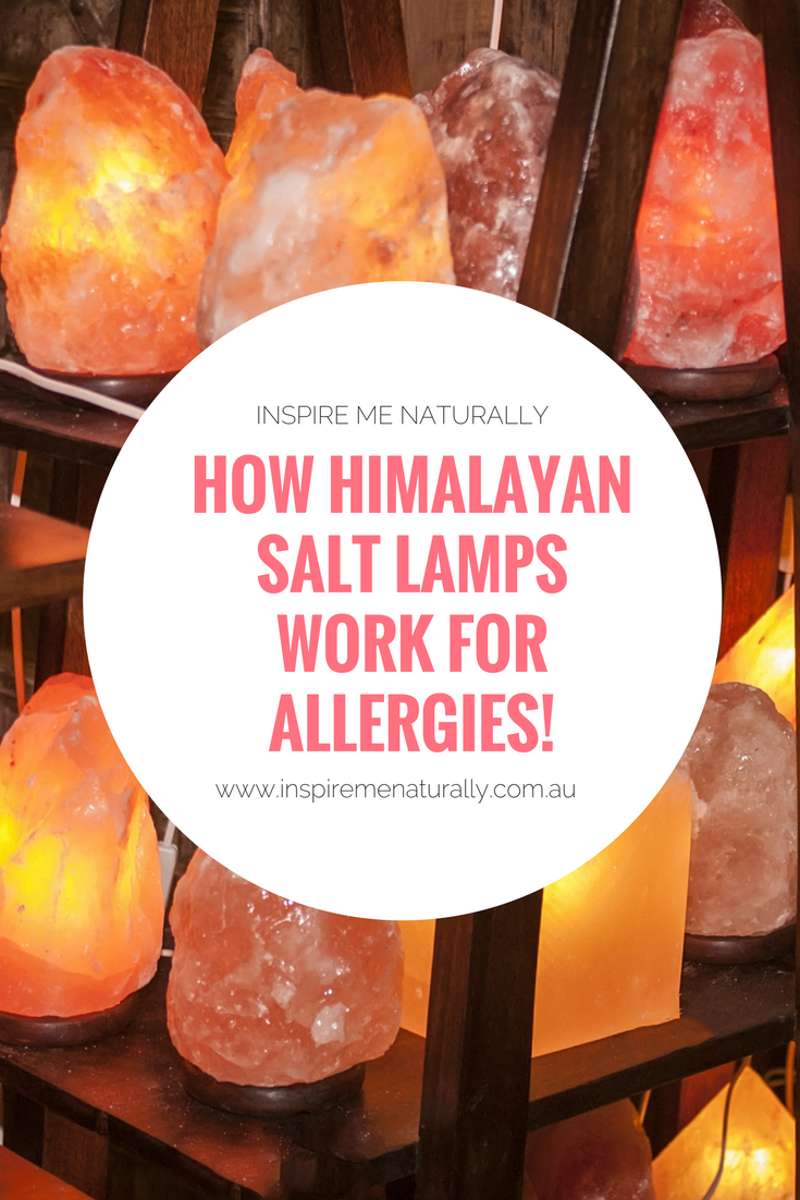 How Does A Himalayan Salt Lamp Work Prepossessing How Himalayan Salt Lamps Work For Allergies Read More At Www Inspiration