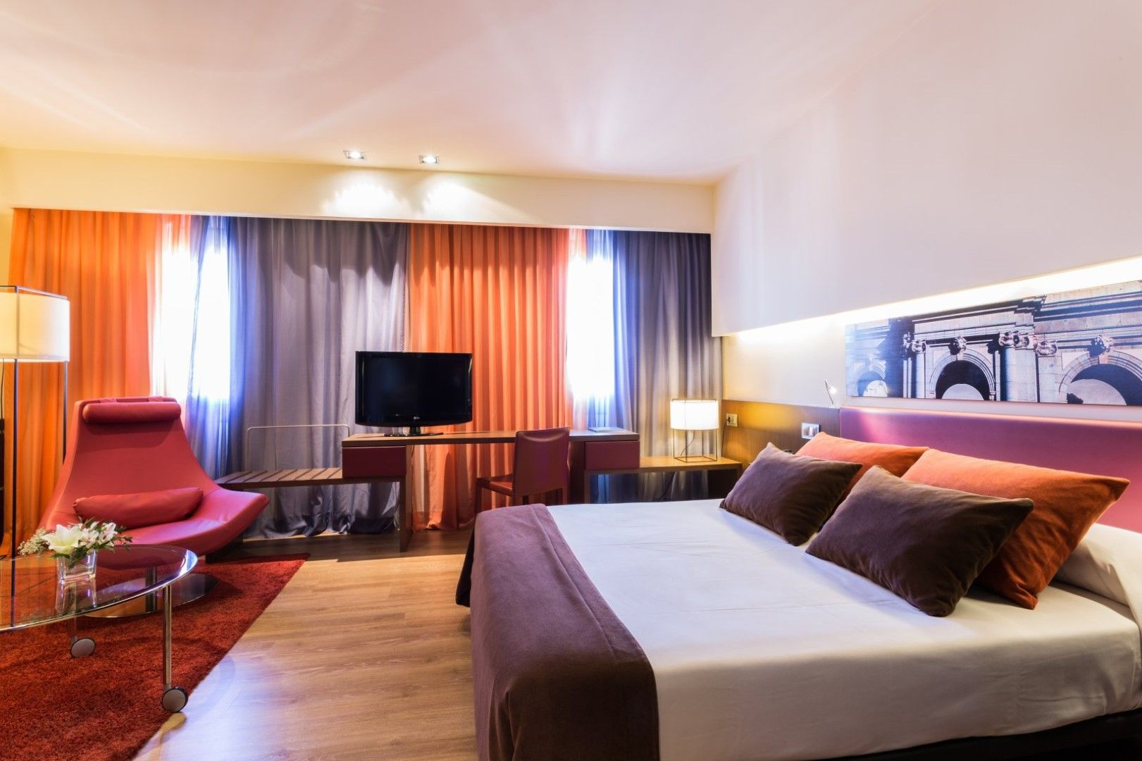 Descubre los mejores hoteles de lujo baratos de espa a for Lujo barato