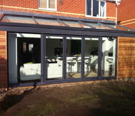 Nicholas John Architects Single Storey Extension Fareham Single Storey Extension Flat Roof Extension House Extensions