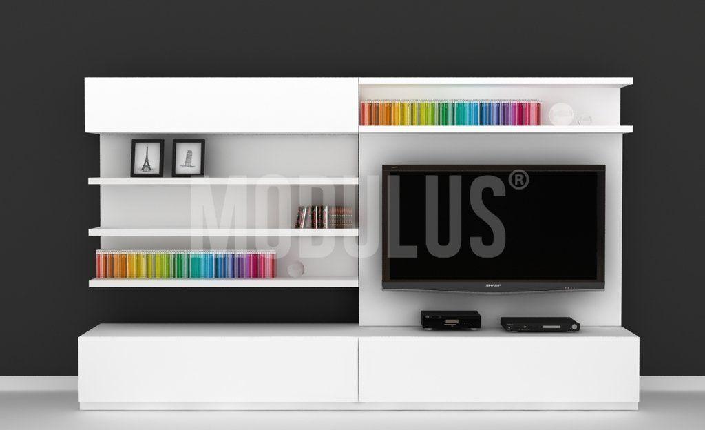 Mueble para Tv, living, muebles modernos MODULUS Tienda Online