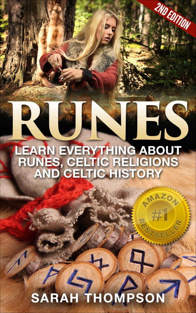 Free on the Kindle Today - 11/15/15 Runes: Learn Everything about: Runes, Celtic Religions and Celtic History - 2nd Edition (Free Bonus Included!) (Viking History, Norse Mythology, Celtic, ... Fortune Telling, Celtic Religions) - Kindle edition by Sarah Thompson. Religion & Spirituality Kindle eBooks @ Amazon.com.