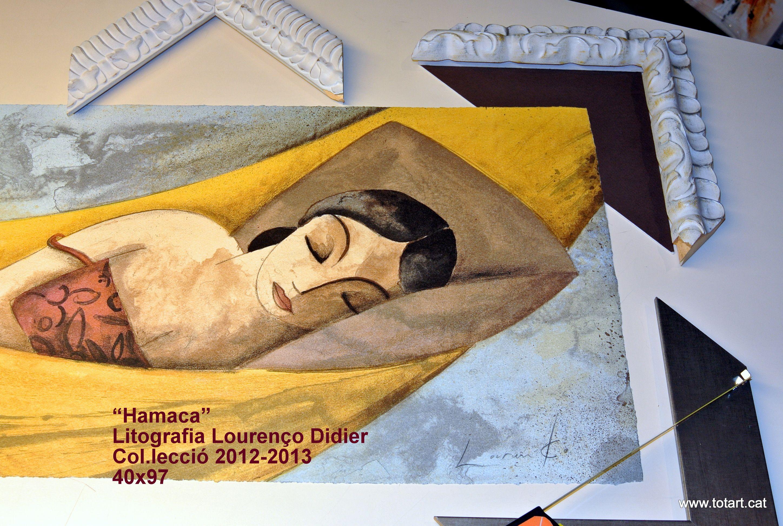 Obra gráfica de Lourenço Didier en tienda de cuadros y marcos de ...