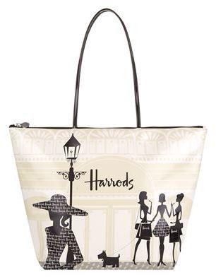 f6397cef11 Harrods Knightsbridge Shopping Shoulder Bag