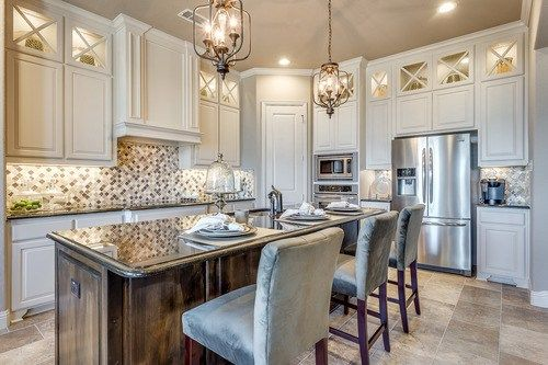 Springfield Lakes by J Houston Homes in Waxahachie, Texas | kitchens ...