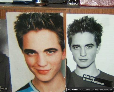 15 Years Old Robert Pattinson Kristen And Robert Robert Douglas