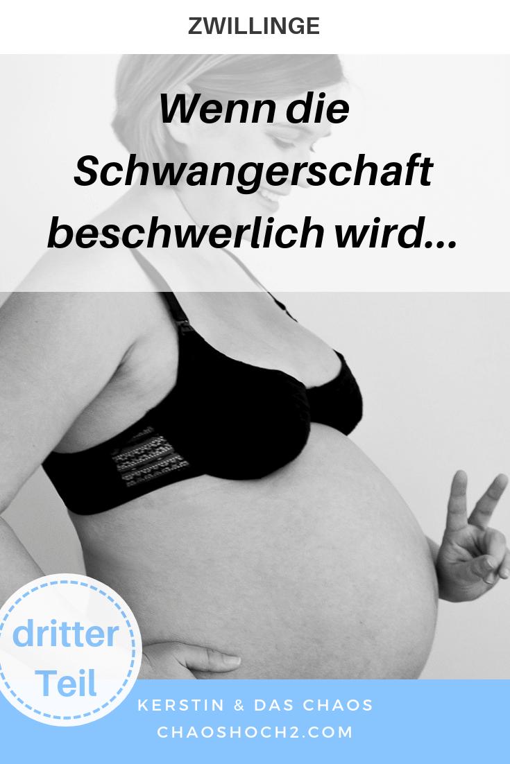 Wie dicker schwanger bauch Dicker Bauch,