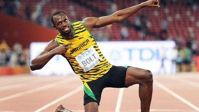 Se le cae el teatro a Usain Bolt la ciencia descubre como hace para romper todos los records   Dos científicos estudiaron las carreras del velocista jamaiquino para entender cómo es que logró romper tantos récords.  Tiene 11 títulos mundiales y 6 olímpicos y los récords mundiales de los 100 y 200 m lisos.  No sólo se volvió una estrella deportiva y una atracción para millones de personas sino también es un laboratorio para los científicos.Cómo hace Usain Bolt para correr como lo hace y haber…