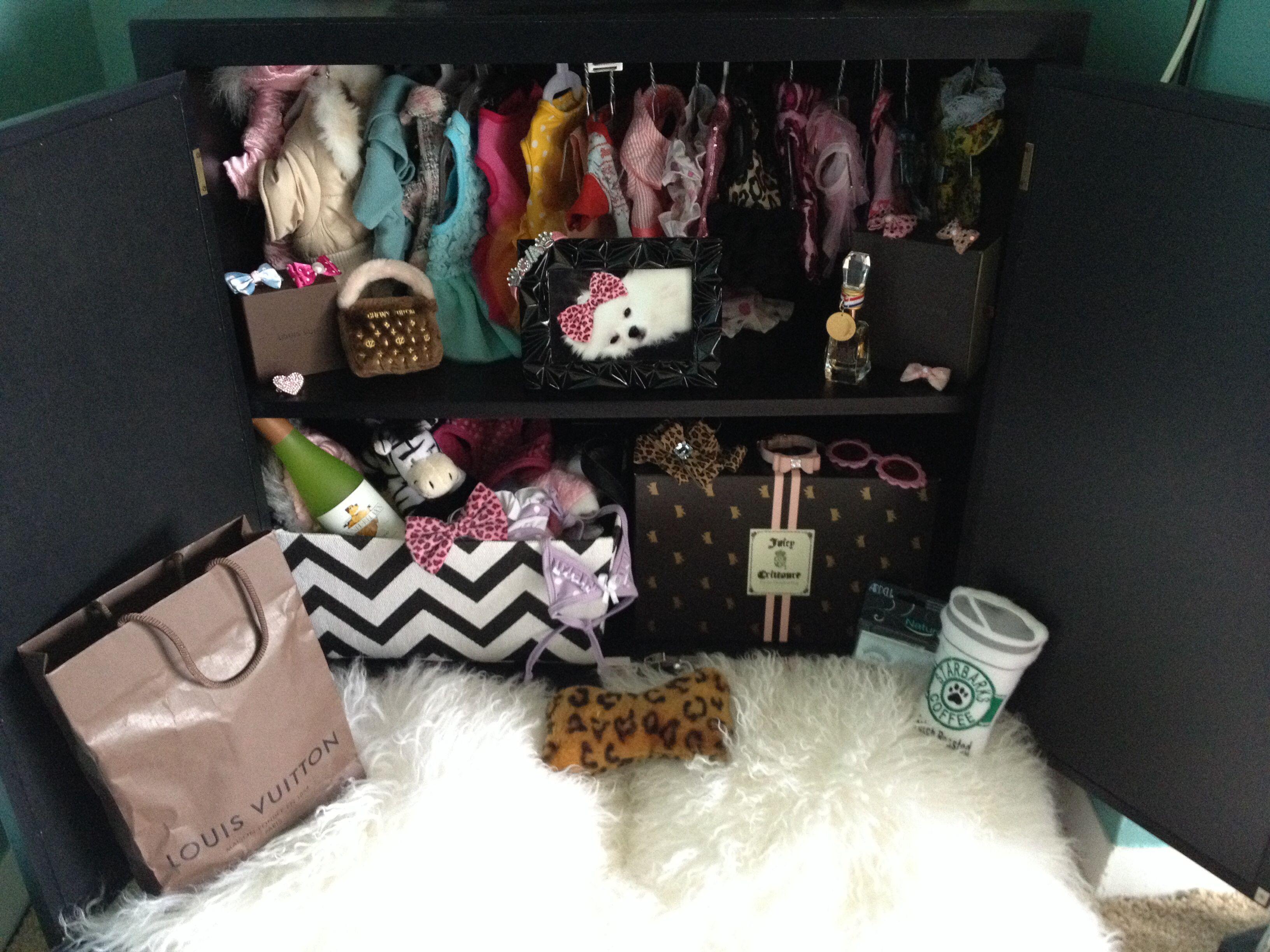 Doggie Closet