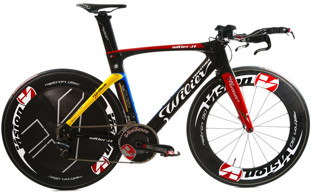73a32457886 Wilier-Triestina-Twin-Blade-Colombia | Wilier | Bike, Bicycle, Speed ...