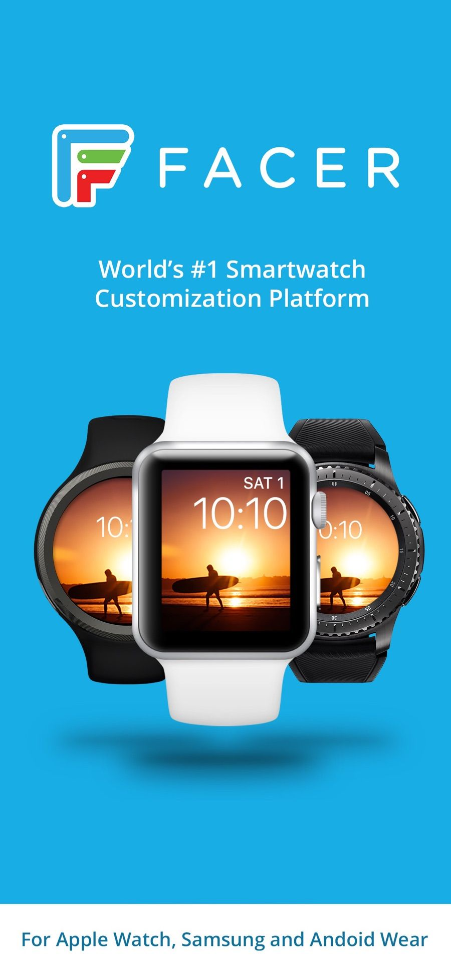 Facer Watch Faces on the App Store (With images