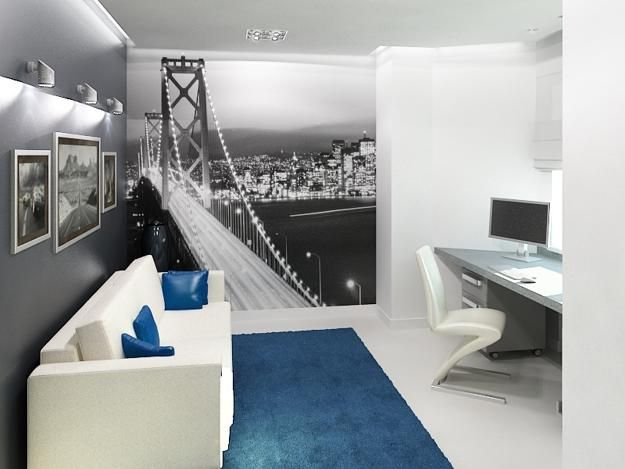 awesome modern teen bedroom decorating ideas | Modern Teenage Bedroom Design Ideas and Stylish Teens Room ...