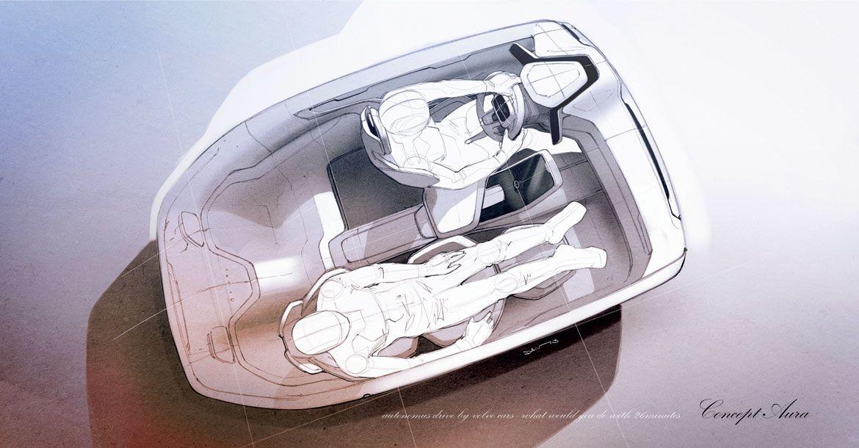 volvo concept 26 auto design car interior sketches pinterest auto design volvo and car. Black Bedroom Furniture Sets. Home Design Ideas