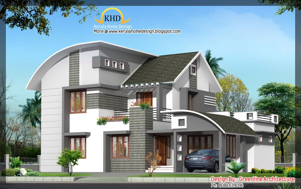 house elevation sq ft kerala house design idea isometric views small house plans kerala house design - Design A New Home