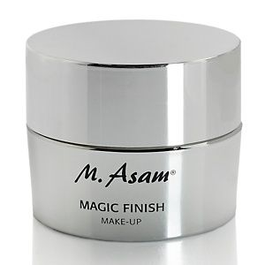 M Asam Magic Finish Makeup At Hsn Com This Is A Great Tinted Moisturizer Type Makeup Use This For Those Days When You Don Wrinkle Filler Healthy Glowing Skin