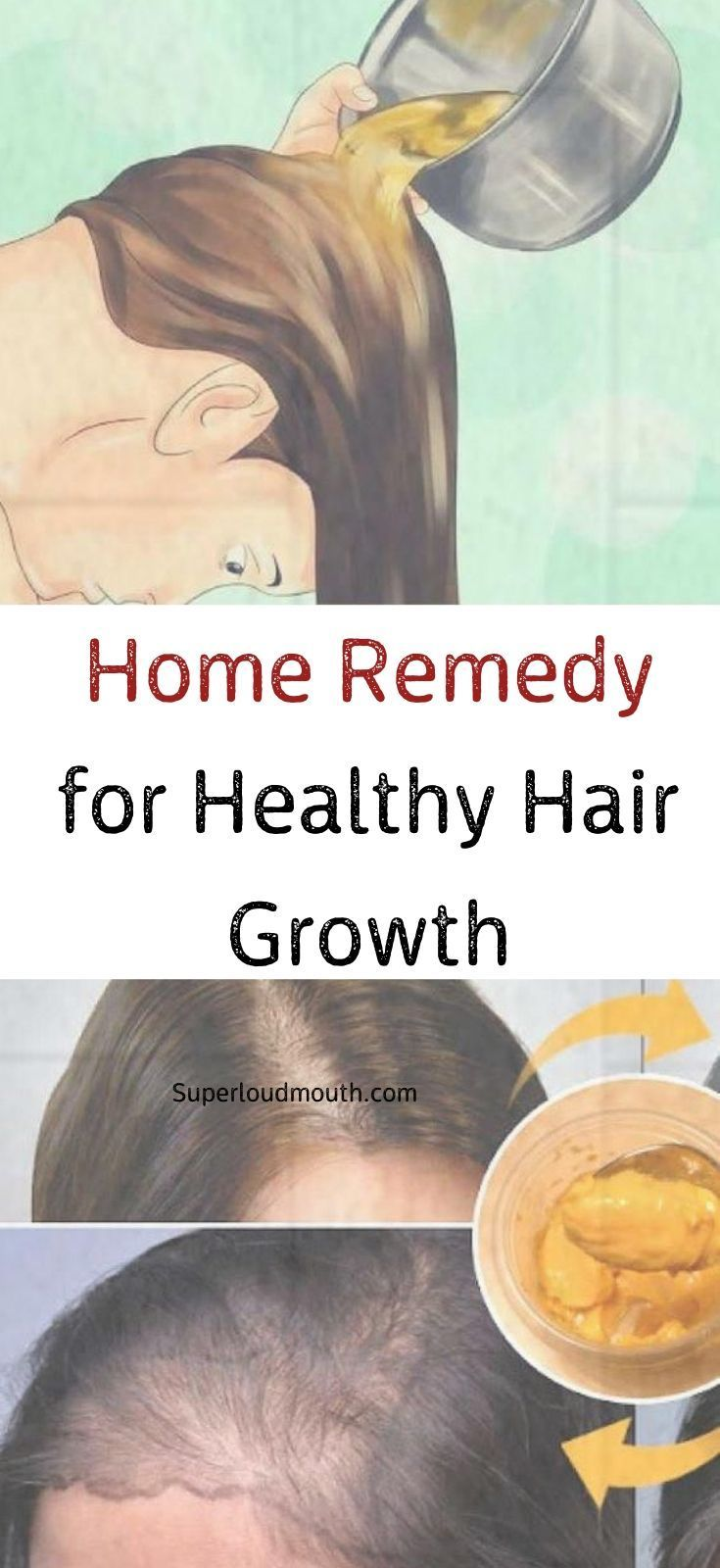 Ancient remedy hair mask for dry and frizzy hair