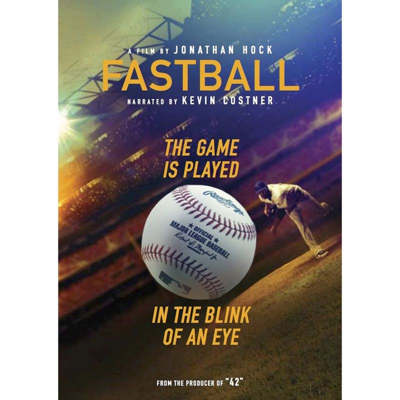 MLB Fastball DVD