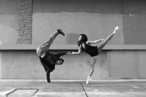 break. dance.