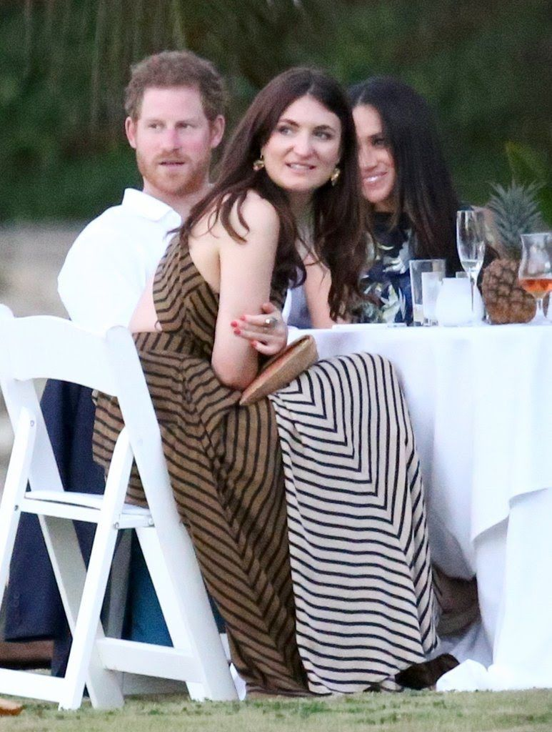 Mar 4 2017 Prince Harry And Meghan Markle At Friend S Wedding In Jamaica