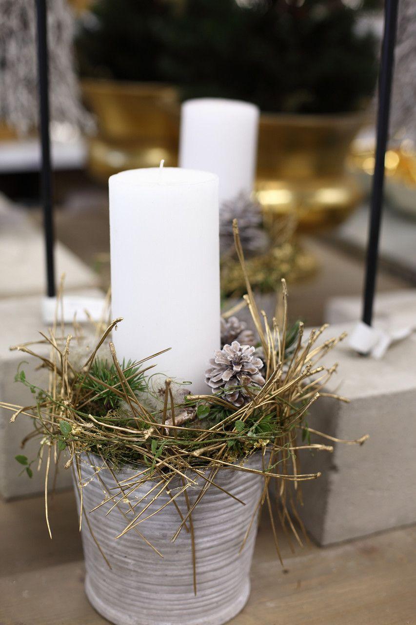 Vielen Dank an Arne Bruns, Jennifer Haverkamp und Imke Riedebusch für die vielen inspirierenden Ideen, die bei der Dekoration unseres Abholmarktes und während der Creativ Hausmesse im Oktober entstanden sind. #weihnachtendekorationdraussengarten