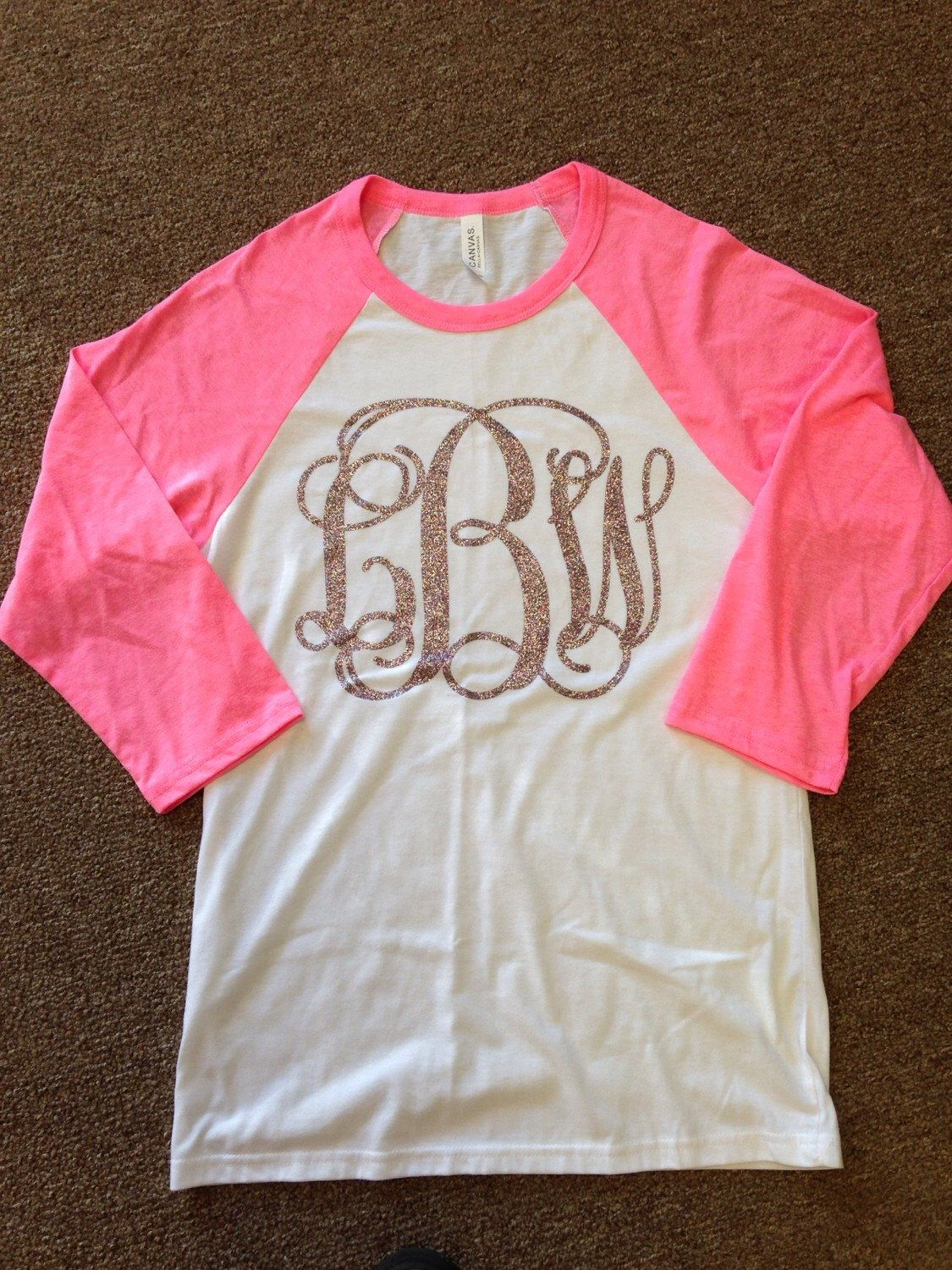 Pin By El On Cricut Shirt Baseball Tee Shirts Monogram