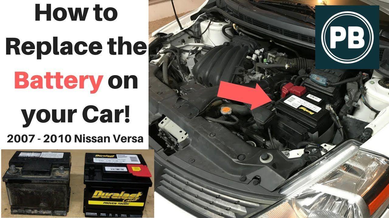 Advanced Nissan Versa Battery in 2020 Nissan versa