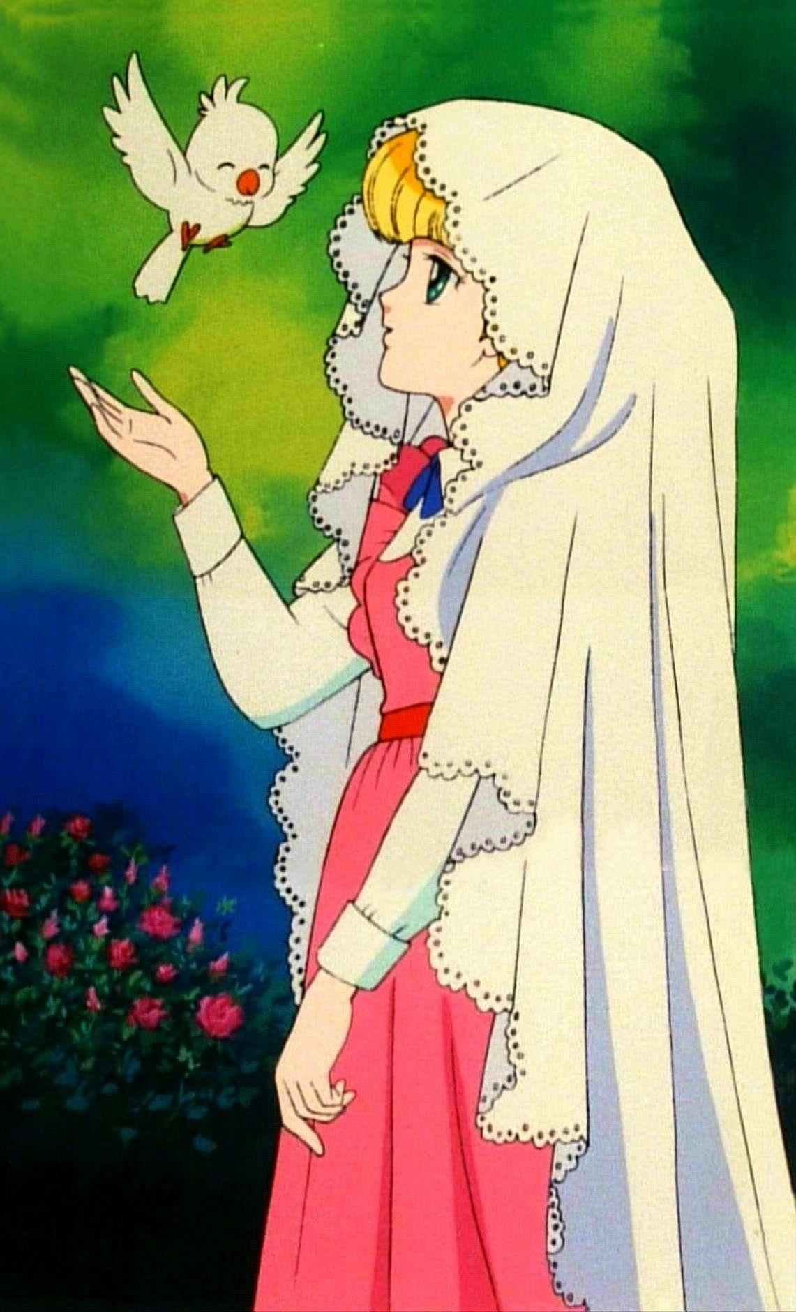 الفتاة الجميله زهرة الجبل Dvd20000043 Jpg Aesthetic Anime My Little Pony Unicorn Anime Akatsuki