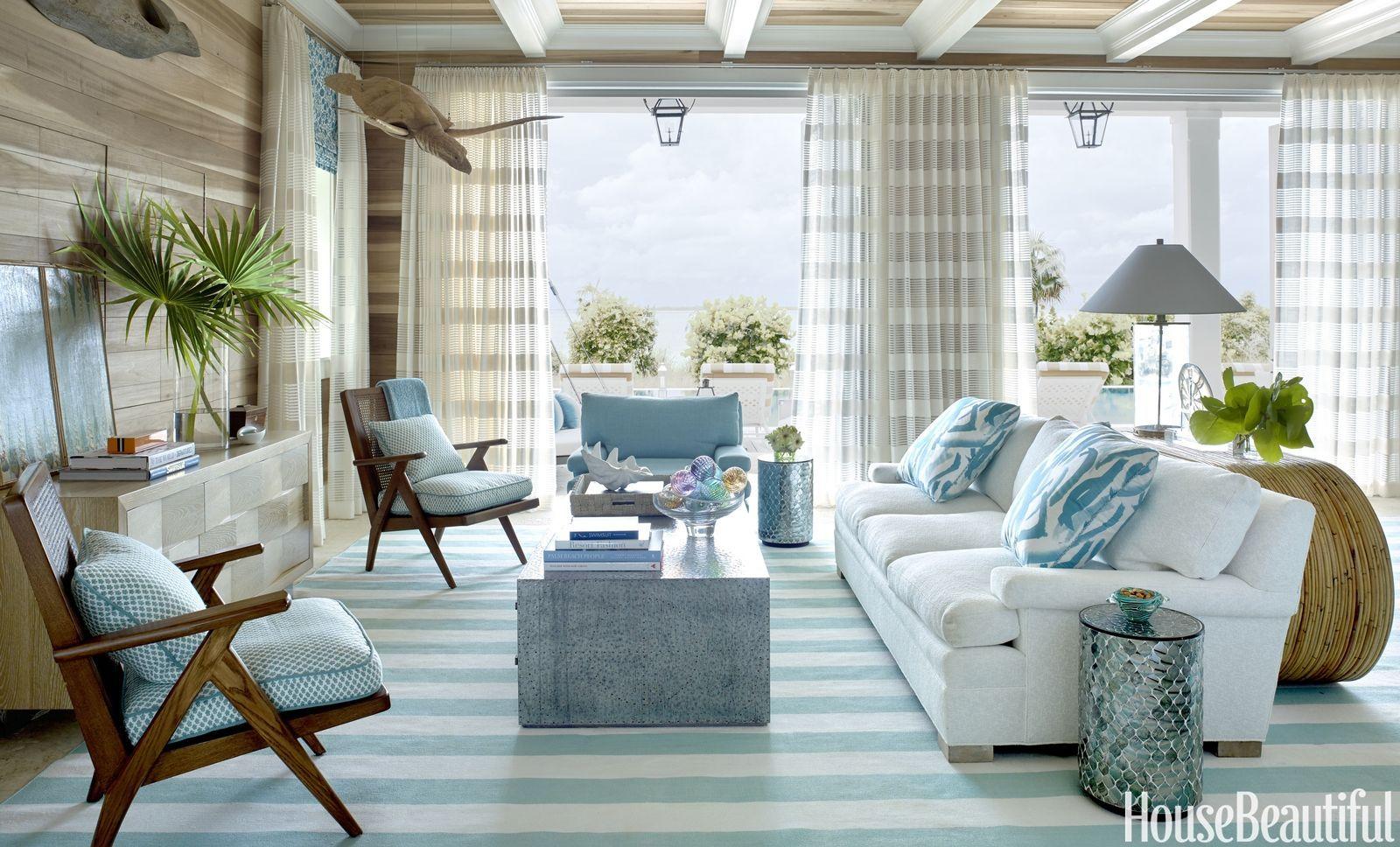 Nautical Living Room Design Simple 145 Fabulous Designer Living Rooms  Living Rooms Room And Design Ideas