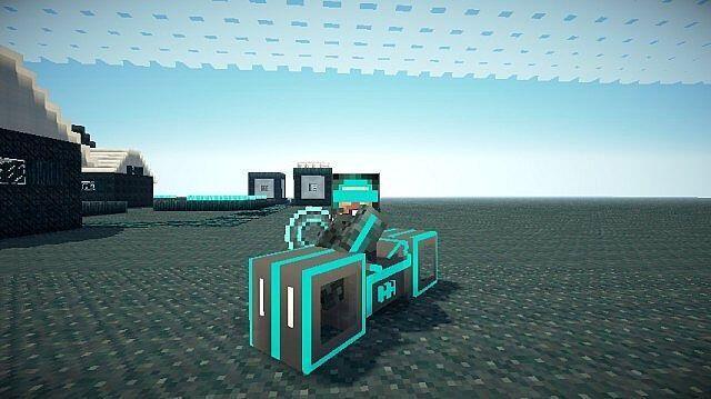 geekwild101's Tron mod   Minecraft Modding   Mc mods