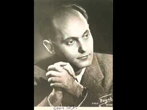 Mozart Piano Concerto #20  Mov.I / Georg Solti(Pianist and Conductor)   the Cologne Radio Symphony Orchestra